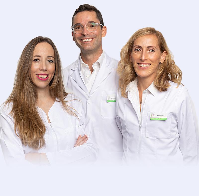 Equipo de expertos en ortopedia y farmacia de Alcalá de Henares