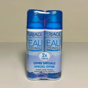 Agua Thermal Uriage Duplo 150ml - Farmacia A2