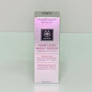 Apivita serum de noche para la caída del cabello 100 ml - Farmacia y Ortopedia A2